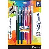 PILOT FriXion Color Sticks Erasable Gel Pens1 10 Pack Assorted