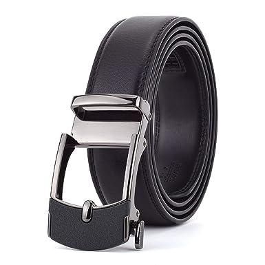 Fashion Men Belt Buckle Metal Automatic Buckle Ratchet 3.5cm Width Buckle