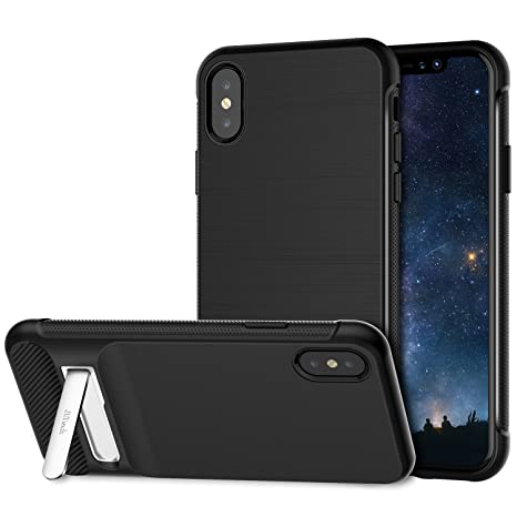 coque iphone x metallique