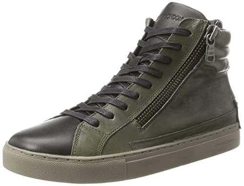 Crime London Men s 11337a17b Hi-Top Trainers 9f2a8ea330d