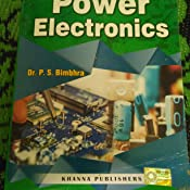 Power Electronics Book By Bimbra