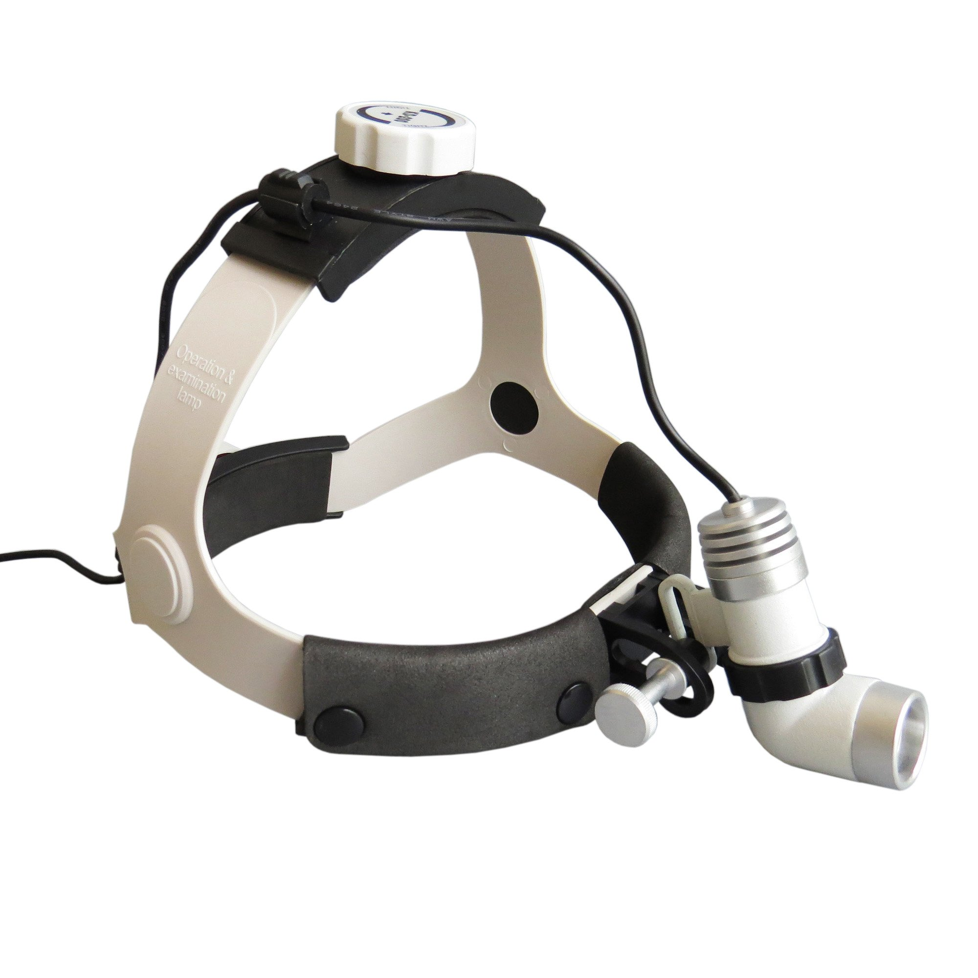 1 Pc NEW in BOX 3w LED Surgical Medical Head Light Lamp Headlight Ac/dc Kd-202a-3