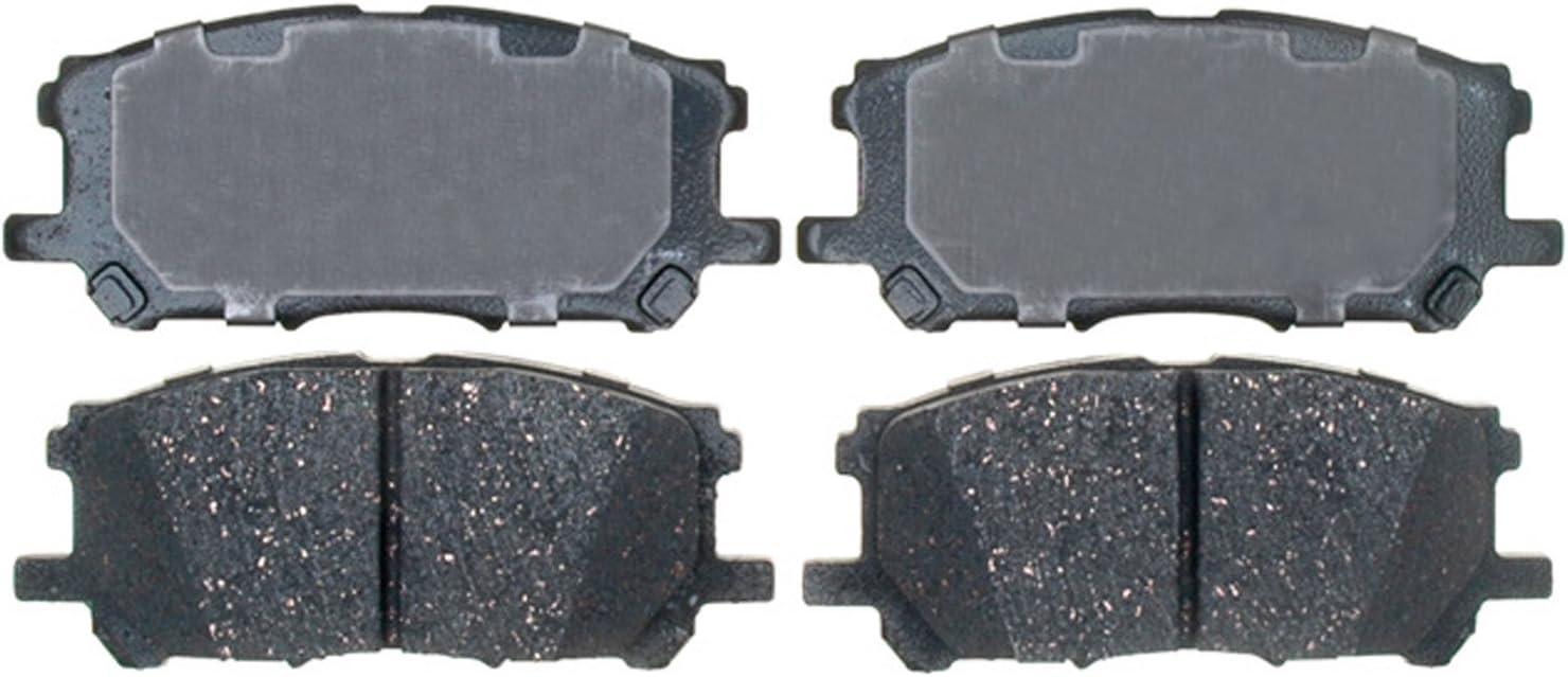 ACDelco Professional 17D996C Disc Brake Pad Set