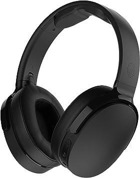 célula Despertar Exactitud  Amazon.com: Skullcandy Hesh 3 audífonos inalámbricos talla única Negro:  Electronics
