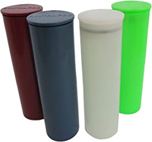 Alltrapod - Large Capacity, Fully Smell Proof, Water Proof Containers - Green Bundle of 4
