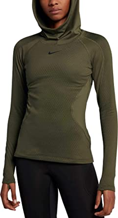 Nike Womens Pro Hyperwarm Training Hoodie