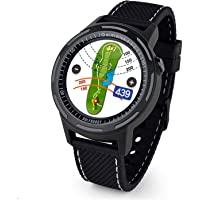 Aim W10 Upgraded Golf Navigation GPS Wrist Watch for Men and Women and Laser Rangefinder, 11 Hours Battery Life, Water…