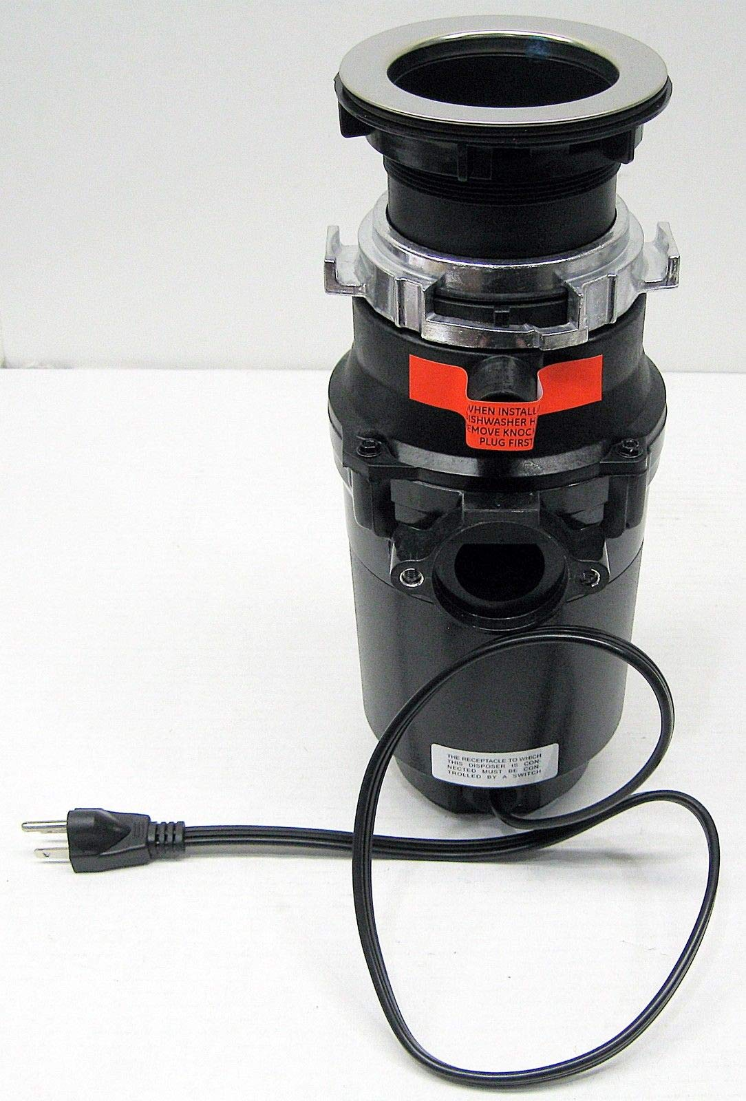 GFC520V for GE Disposall Garbage Food Waste Disposer 1/2 HP With Cord