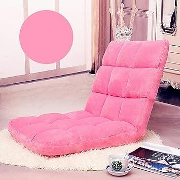 GMM® Silla de pie Plegable con Respaldo Ajustable sofá ...