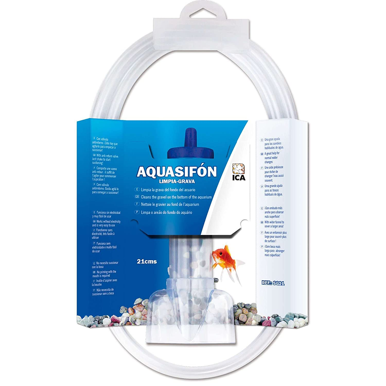 ICA SG21 Sifón Limpia Grava Aquasifon