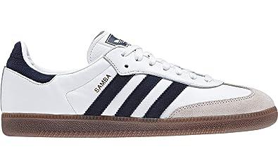 adidas B75681 Samba OG Sneaker Weiss