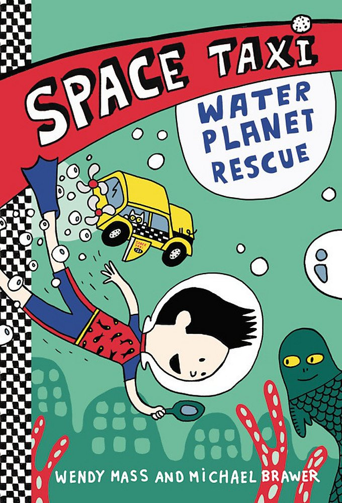 Download Space Taxi: Water Planet Rescue pdf epub