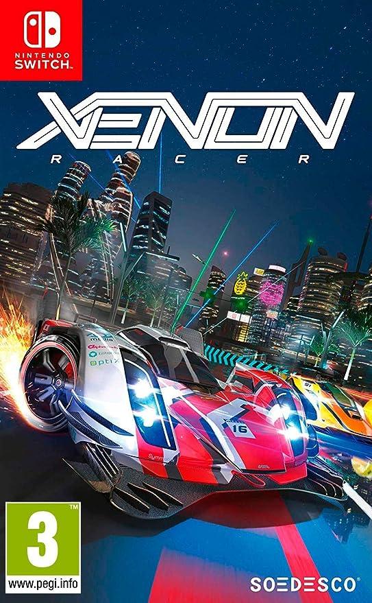 Xenon Racer: Amazon.es: Videojuegos