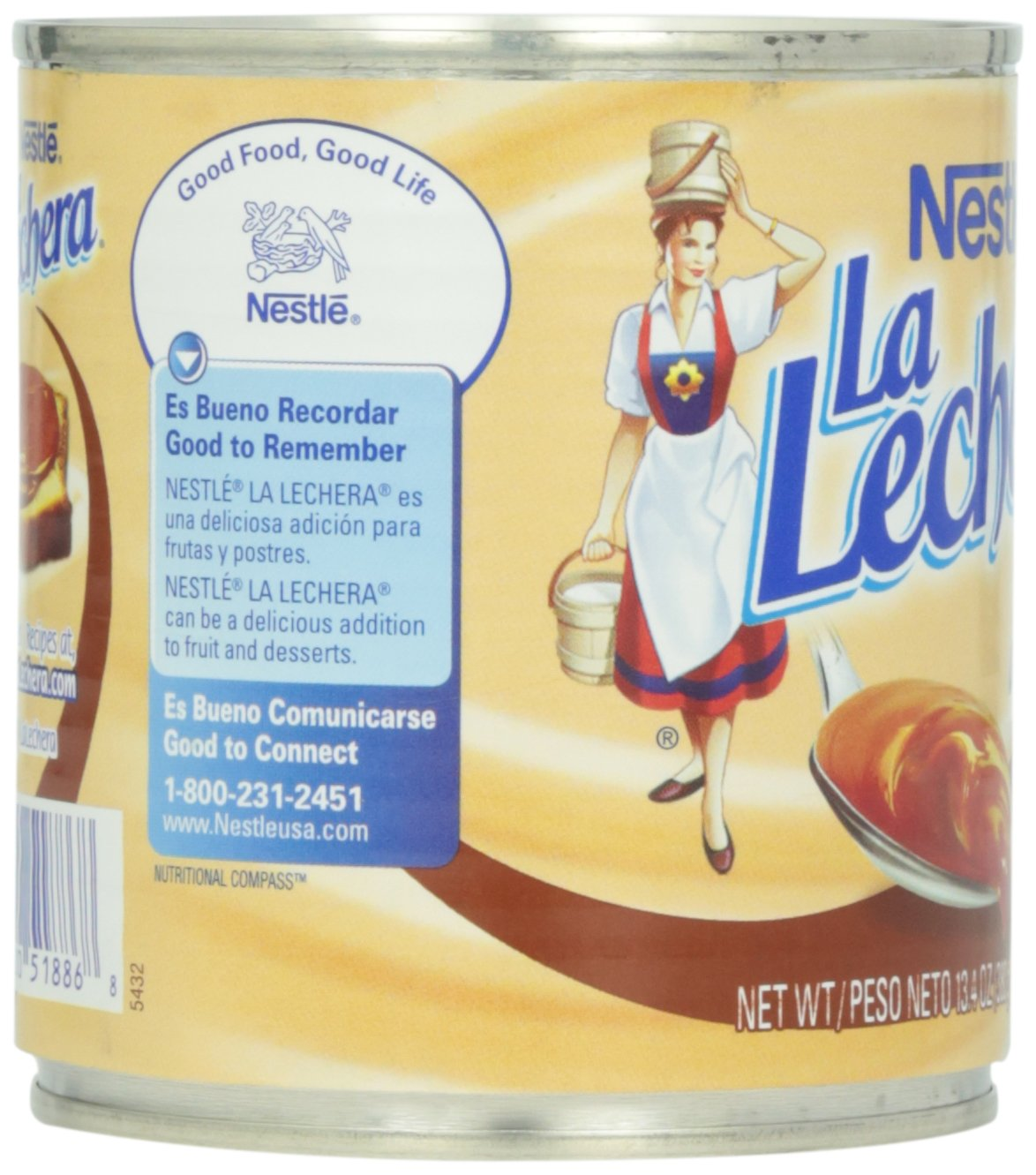 Nestle Dulce De Leche Caramel, 13.4 oz