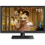 Panasonic TX-24FS500B 720p HD Ready 24-Inch Smart LED TV with Freeview Play - Black (2018 Model) [Energy Class B]
