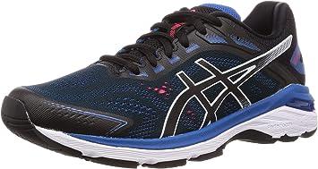 Asics GT-2000 7 1011A158-003 - Zapatillas de running para hombre, color Negro, talla 48.5 EU: Amazon.es: Zapatos y complementos