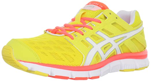 ASICS Women's GEL-Blur33 TR Cross-Training Shoe,Electric Yellow/White/