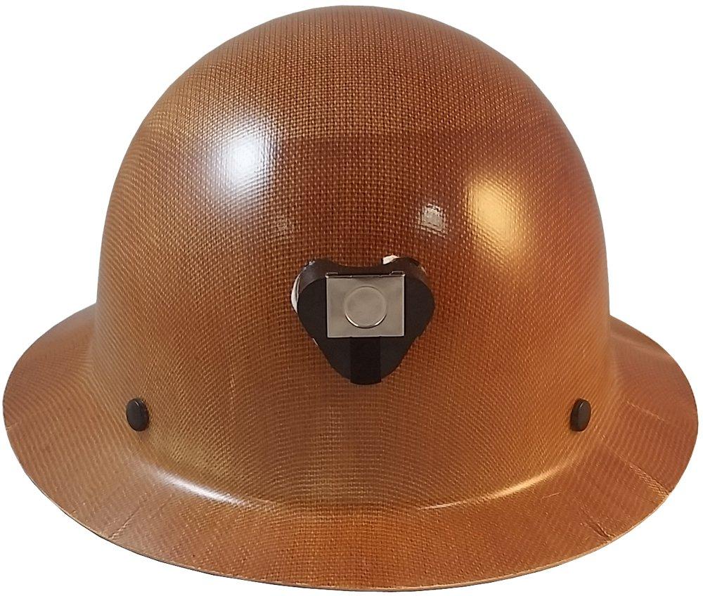 ec5223443ab Texas America Safety Company MSA Skullgard Hard Hat with Lamp Bracket