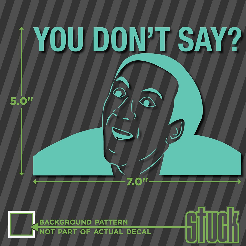 "vinyl decal sticker meme internet reddit funny butt dick 5/"" x 6.2/"" Dickbutt"