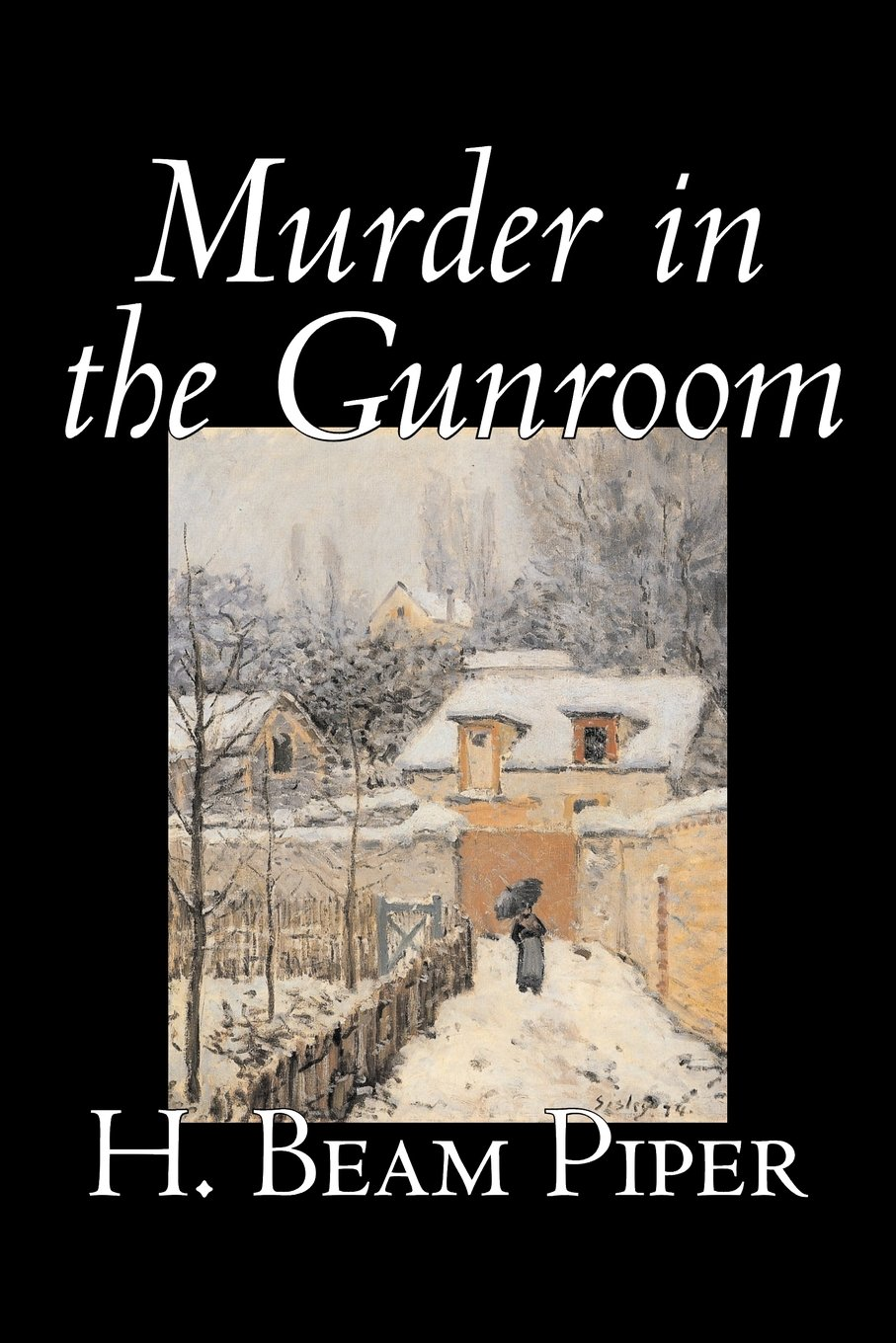 Murder in the Gunroom by H. Beam Piper, Fiction, Mystery & Detective ebook