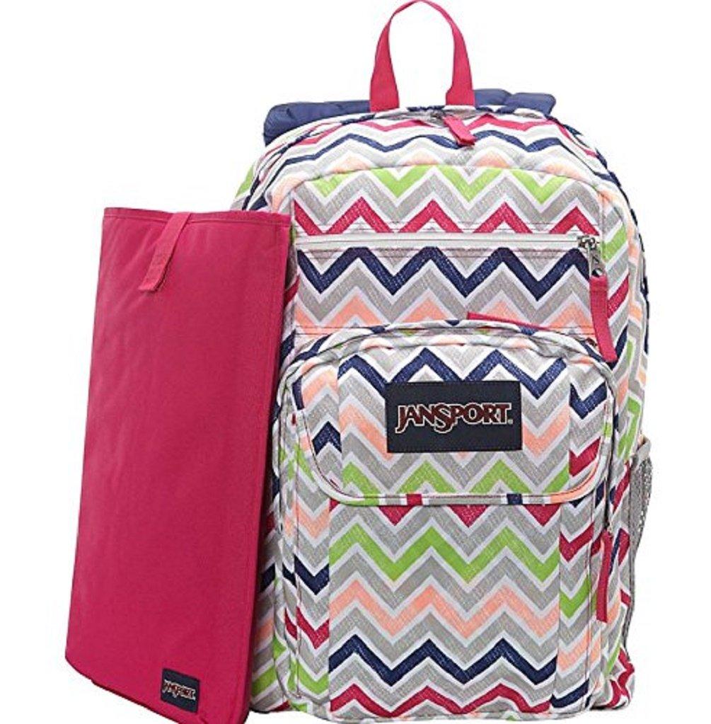 b3eca5846f ... more photos 90684 b1486 Jansport Big Student Backpack Amazon Prime ...