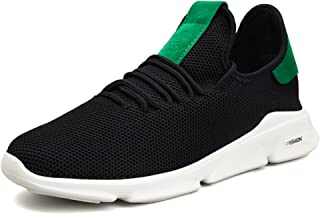 GNEDIAE Chaussures de Course Running Sport Compétition Trail entraînement Homme Basket Sneakers Outdoor Running Sports Fitness Gym Shoes 39-45 QILOUGE