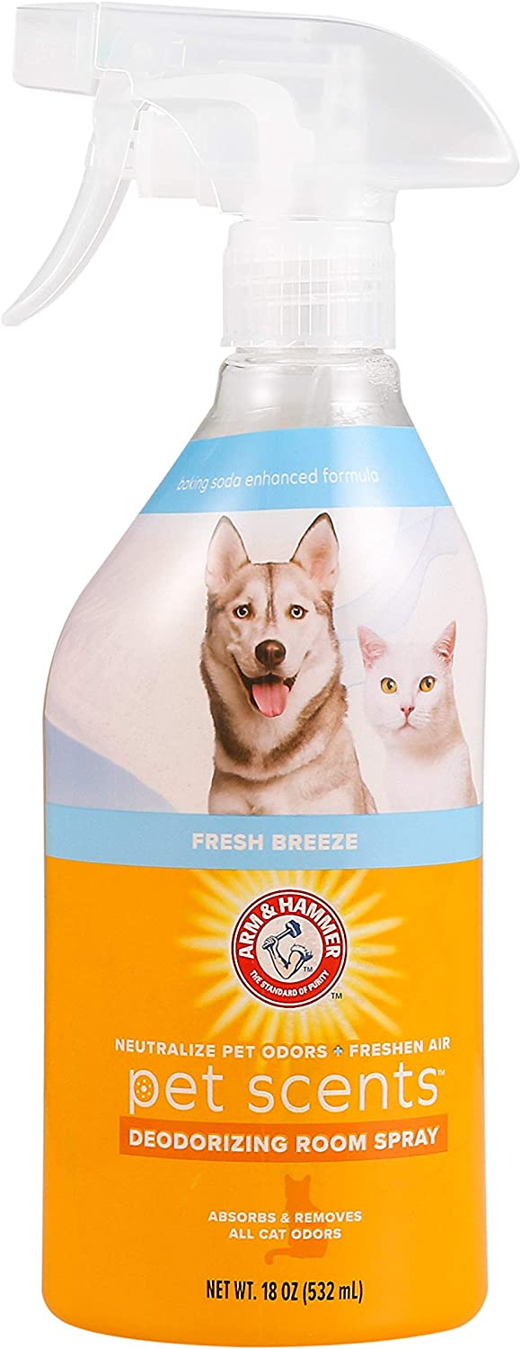 Arm & Hammer Pet Scents Room Spray For For Pet Odor