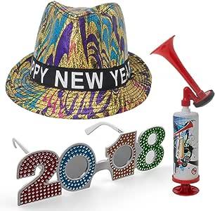 Amazon.com: New Years Eve Decorations - Happy New Year ...