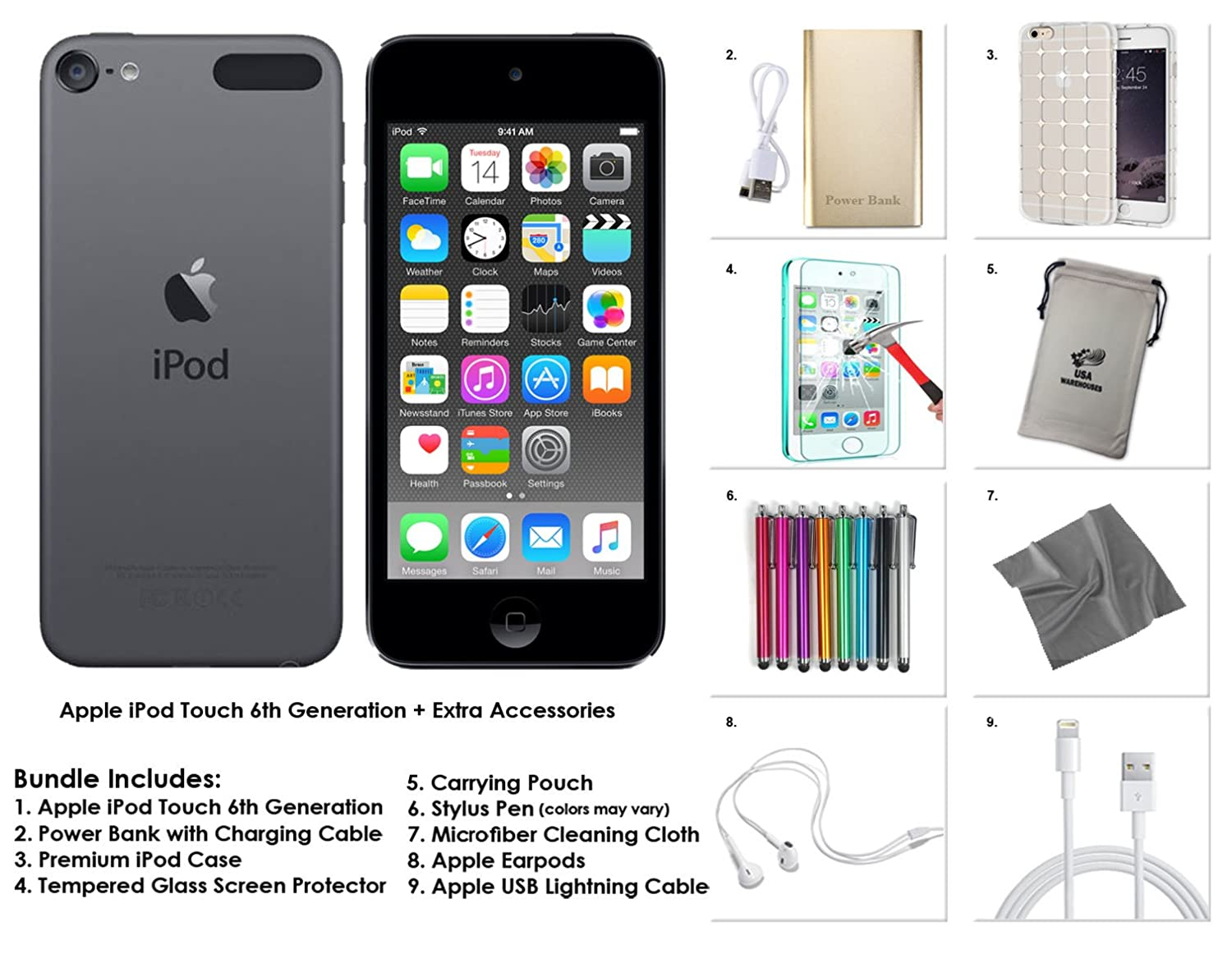 Ipod touch 8th generation release date in Australia