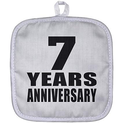 Amazon Anniversary Pot Holder 7 Years Anniversary Pot Holder