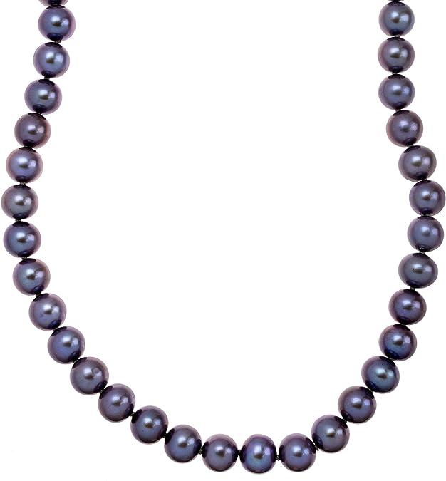 "7.25/"" Honora 5-6 mm Freshwater Cultured Pearl Strand Bracelet en 14K or Blanc"