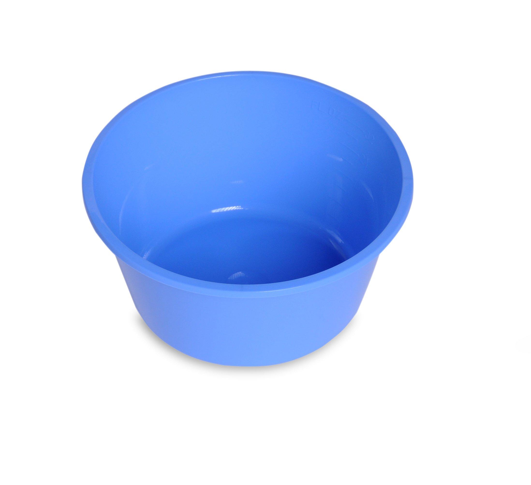 Medline DYND50350 Large Non-Sterile Plastic Bowls, 32 oz (Pack of 250)