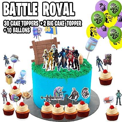 Amazon.com: FortParty – Juego de fiesta real de batalla ...