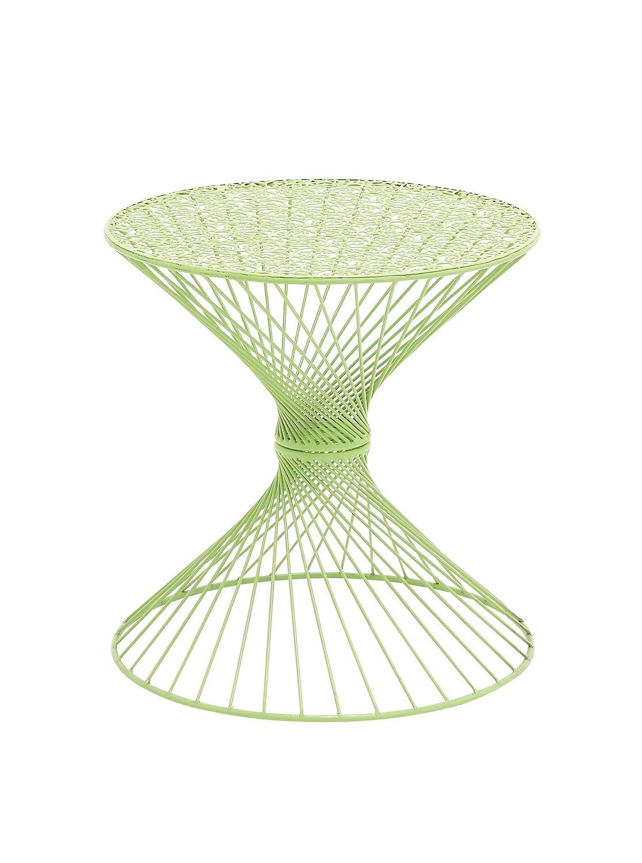 - Amazon.com: Benzara 96975 Mesmerizing Styled Metal Green Accent