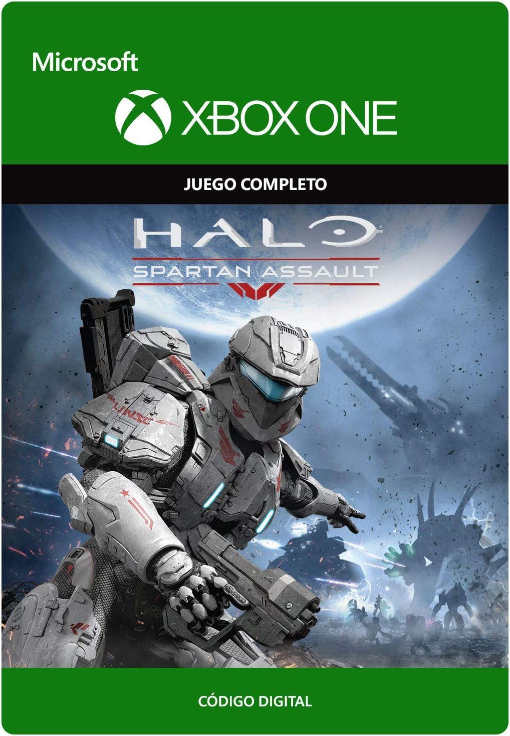 Halo: Spartan Assault | Xbox One - Código de descarga: Amazon.es ...