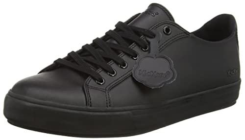 Unisex Adults Tovni Lacer Lthr Ua Trainers Kickers