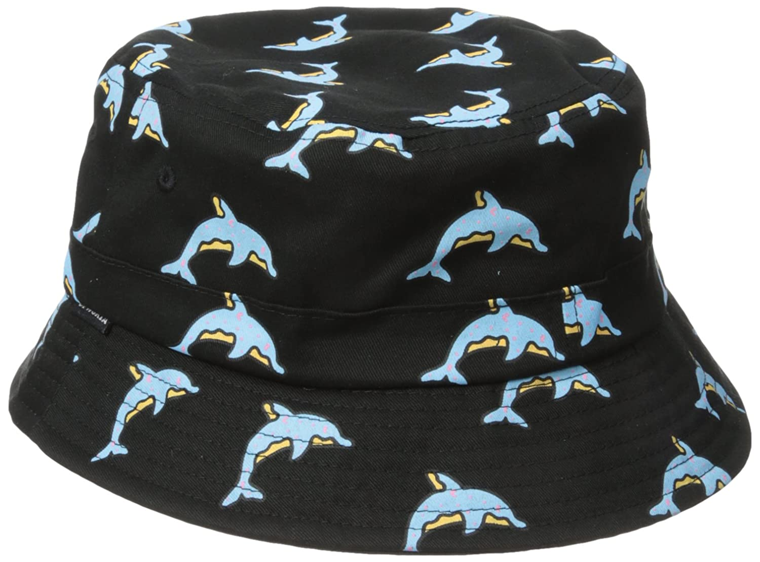 051a206f1b05 Odd Future Men s Dolphin Donut All Over Bucket Hat