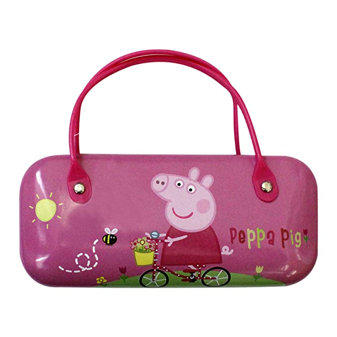 Peppa Pig - Funda de gafas - para niña rosa AS IN PICTURE ...