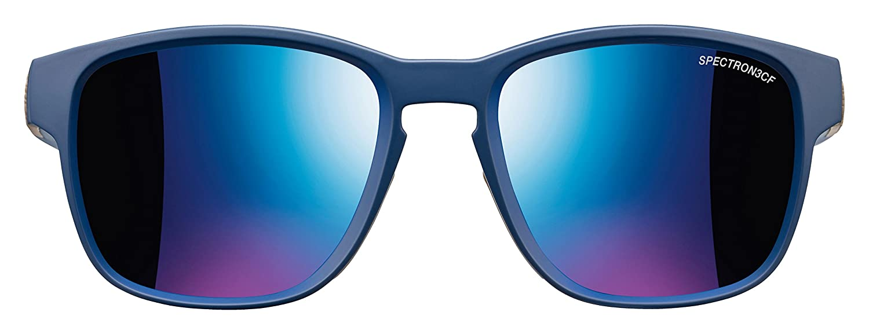 Julbo Paddle Sonnenbrille Unisex Erwachsene, Blau/Wood