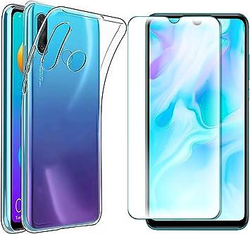 AOBOK [Paquete de 2], Funda para Samsung Galaxy A20E, Protector ...