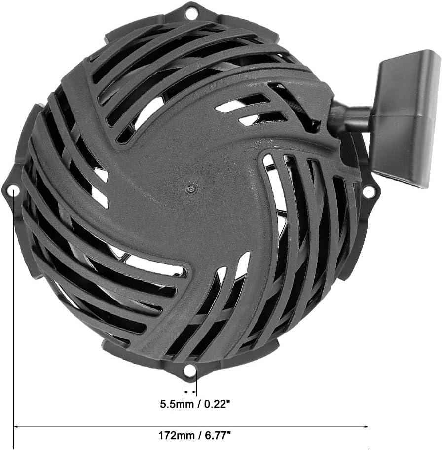 Amazon.com: uxcell Generador Cortacésped Motor Pull Recoil ...