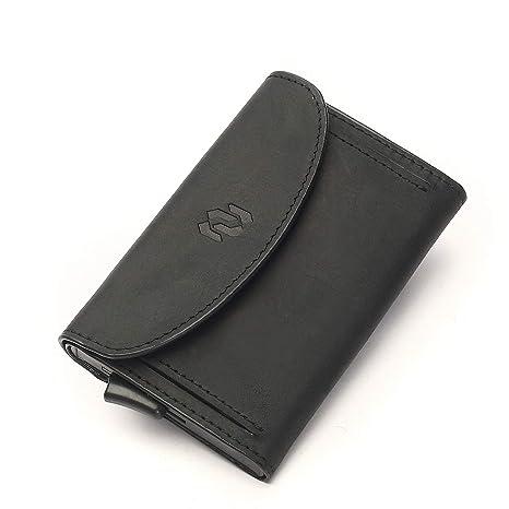 sito affidabile 1d52a ecdb0 Gamma Pocket Portafoglio Pelle Minimalista Piccola con Porta ...