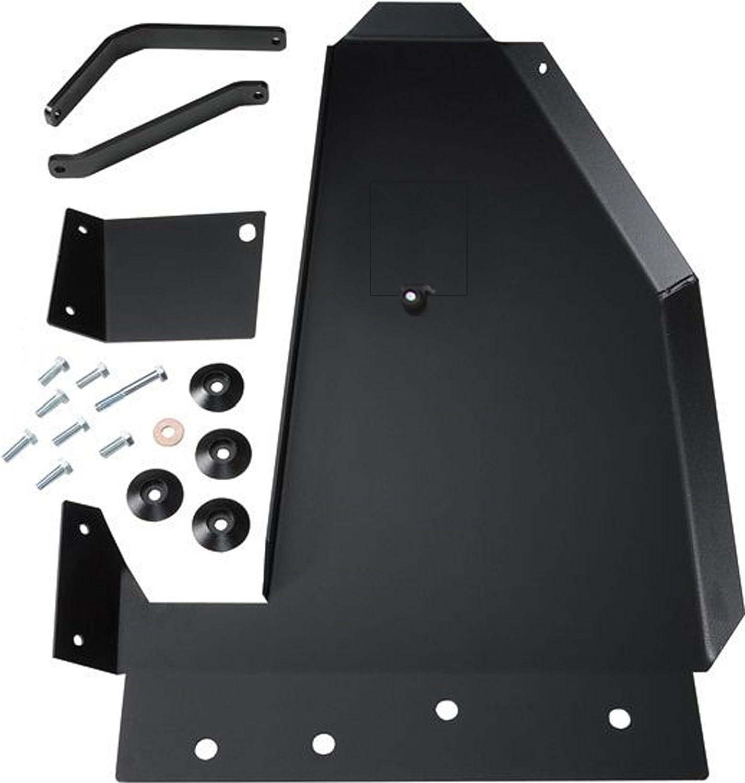 Short Arm//Factory Suspension for Jeep Wrangler JK 2//4DR 2007-2017 Rock Hard 4x4 Oil Pan Transmission Skid Plate