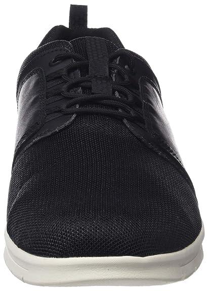 Timberland Herren Graydon Fl Sneaker, Schwarz (Black Full
