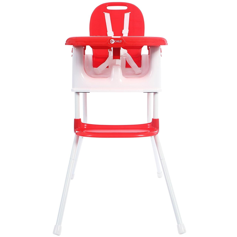 Mychild Graze 3 in 1 Multi Highchair Pink 15-01-021