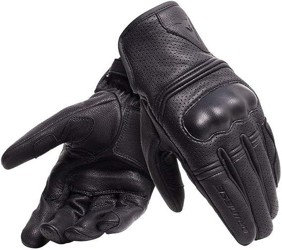 guantes vintage para moto