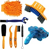 Anndason 8 Pieces Precision Bicycle Cleaning...
