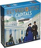 Stonemaier Games Between Two Cities: Capitals Expansion Board Game, Multi-Colored