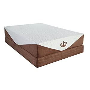 DynastyMattress 10-inch CoolBreeze Memory Foam Gel Mattress-Queen Size