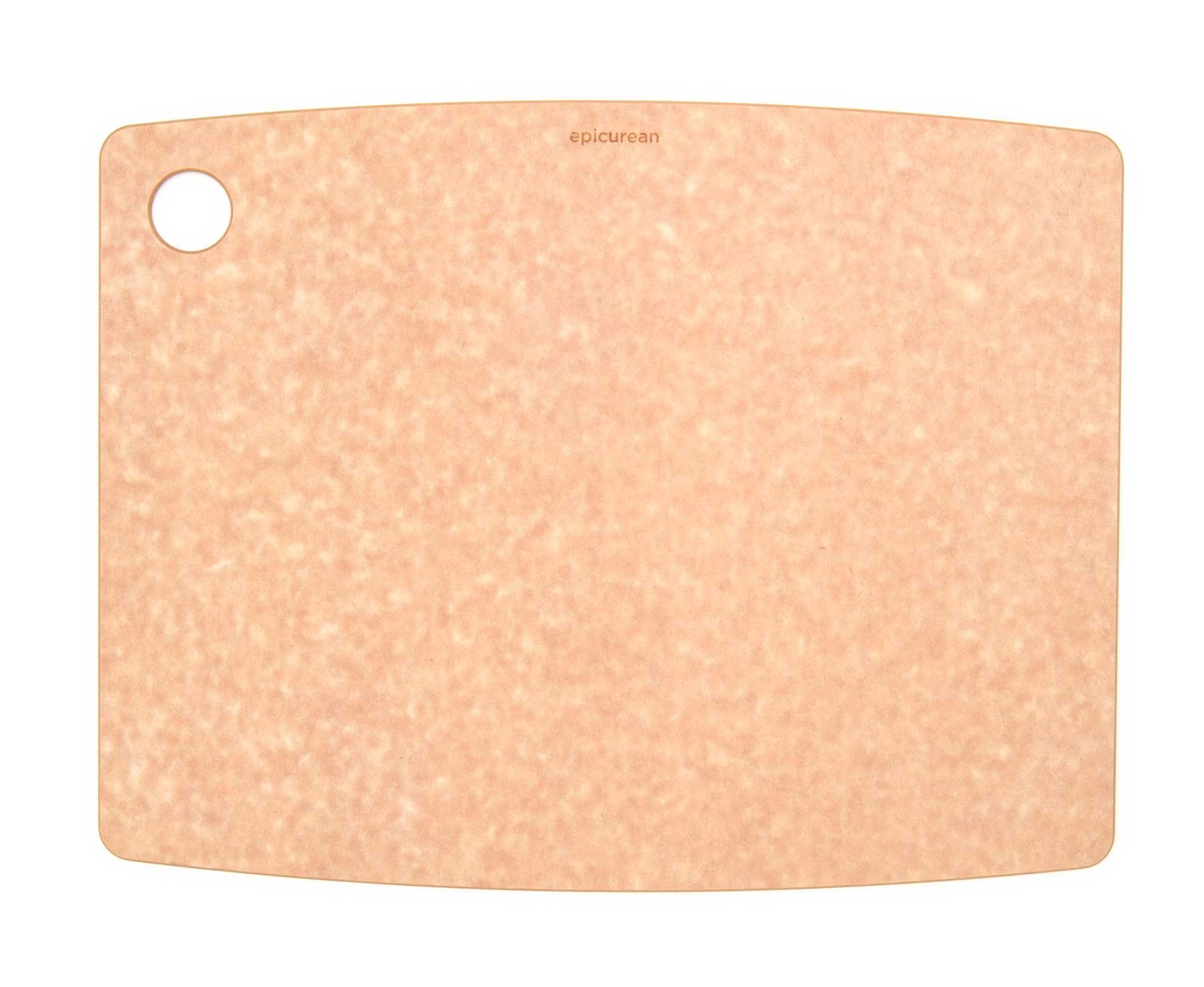 Epicurean 001-151101 Kitchen Series Cutting Board, 14.5 by 11.25-Inch, Natural, Inch Inch by Epicurean